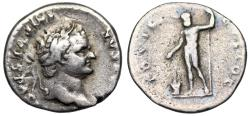 Ancient Coins - Titus IOVIS CVSTOS from Rome