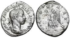 Ancient Coins - Severus Alexander VICTORIA from Rome