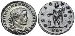 Ancient Coins - Constantine I as Caesar GENIO POP from Lyons