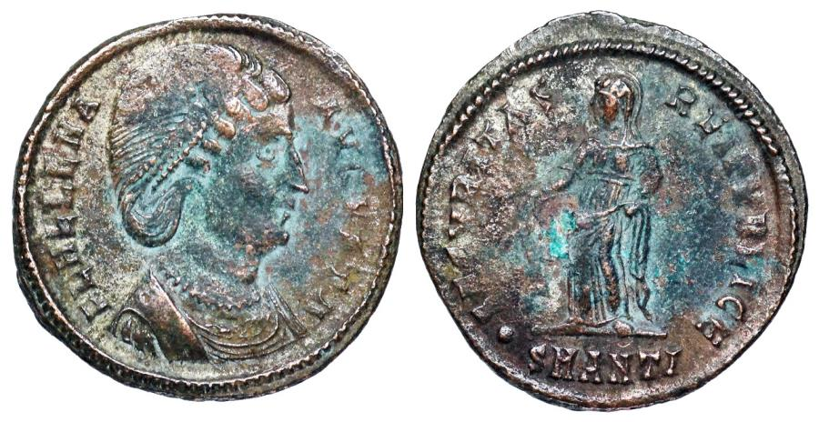 Ancient Coins - Helena SECVRITAS REIPVBLICE from Antioch…Not in RIC