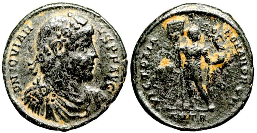 Ancient Coins - Jovian VICTORIA ROMANORVM from Antioch