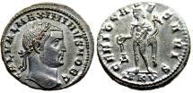 Ancient Coins - Maximinus II  GENIO CAESARIS from  Cyzicus