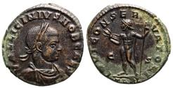 Ancient Coins - Licinius II IOVI CONSERVATORI from Arles