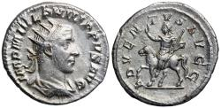 Ancient Coins - Philip I ADVENTVS AVGG from Rome