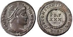 Ancient Coins - Constantine I VOT XXX from Rome...ex-Dattari