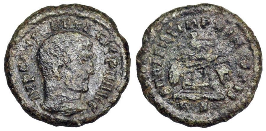 Ancient Coins - Constantine I SAPIENTIA PRINCIPIS from Rome
