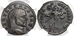 Ancient Coins - Severus II VIRTVS AVGG ET CAESS NN from Aquileia...NGC certified