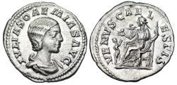 Ancient Coins - Julia Soaemias VENVS CAELESTIS from Rome