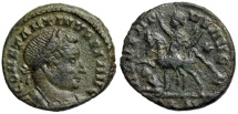 Ancient Coins - Constantine I ADVENTVS AVG N from London