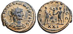 Ancient Coins - Carinus VIRTVS AVGG from Antioch