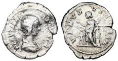 Ancient Coins - Plautilla VENVS VICTRIX from Rome