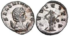 Ancient Coins - Salonina PVDICITIA from Rome