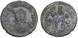 Ancient Coins - Arcadius VIRTVS EXERCITI from Constantinople