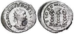 Ancient Coins - Valerian II FIDES MILITVM from Antioch