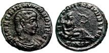 Ancient Coins - Hannibalianus SECVRITAS PVBLICE from Constantinople