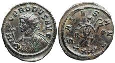 Ancient Coins - Probus SALVS AVG from Ticinum...part of the coded AEQVITI/ EQVITI series