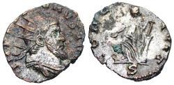 Ancient Coins - Postumus CONCORD AEQVIT from Milan...issued under Aureolus