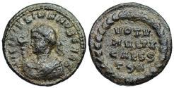 Ancient Coins - Licinius II VOT V from Thessalonica