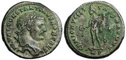 Ancient Coins - Constantine I GENIO AVGG ET CAESARVM NN from Cyzicus