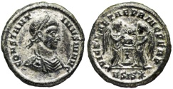 Ancient Coins - Constantine II VLPP from Siscia