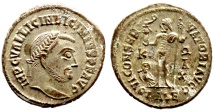 Ancient Coins - Licinius I IOVI CONSERVATORI from Antioch…RIC 14