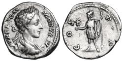 Ancient Coins - Commodus COS P P; Roma reverse from Rome
