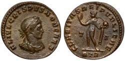 Ancient Coins - Crispus CLARITAS REIPVBLICAE from Trier