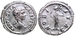 Ancient Coins - Geta NOBILITAS from Rome