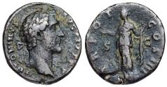 Ancient Coins - Antoninus Pius Ceres reverse from Rome