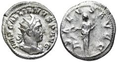 Ancient Coins - Gallienus SALVS AVGG from Rome