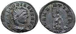 Ancient Coins - Florian CLEMENTIA TEMP from Rome