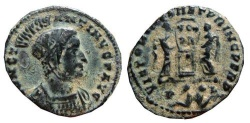 Ancient Coins - Constantine I VLPP from Lyons...Not in RIC