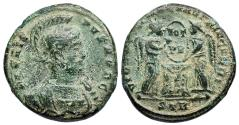 Ancient Coins - Crispus VLPP from Trier...Not in RIC