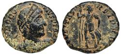 Ancient Coins - Procopius SECVRITAS REIPVB from Constantinople…Not in RIC
