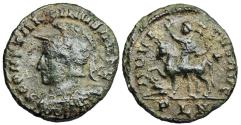 Ancient Coins - Constantine I ADVENTVS AVG from London