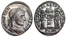 Ancient Coins - Constantine I VLPP from Arles...Not in RIC