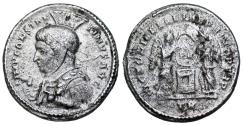Ancient Coins - Constantine I VLPP from Trier...billon issue