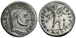 Ancient Coins - Maximinus II VIRTVS EXERCITVS from Antioch