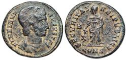 Ancient Coins - Helena SECVRITAS REIPVBLICE from Constantinople