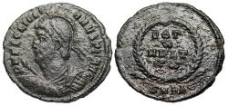Ancient Coins - Julian II VOT X from Heraclea...Not in RIC