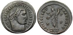 Ancient Coins - Maximinus II GENIO IMPERATORIS  from Alexandria