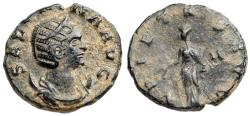 Ancient Coins - Salonina PIETAS AVG from Siscia…Not in RIC