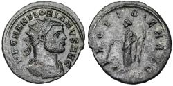 Ancient Coins - Florian PROVIDEN AVG from Ticinum