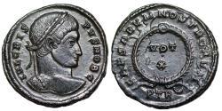 Ancient Coins - Crispus VOT X from Trier