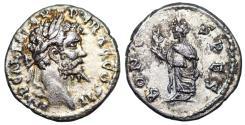 Ancient Coins - Septimius Severus BONI SPES from Emesa
