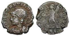 Ancient Coins - CONSTANTINOPOLIS with VICTORIA reverse from Rome