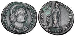 Ancient Coins - Helena SECVRITAS REIPVBLICE from Antioch