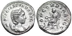 Ancient Coins - Otacilia Severa CONCORDIA AVGG from Rome