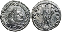 Ancient Coins - Constantius I GENIO POP from Cyziucs