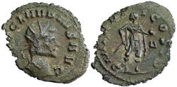 Ancient Coins - Claudius II P M TR P II COS P P from Rome…dated coin with Emperor reverse